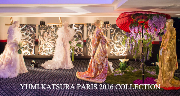 Yumi Katsura Paris Collection