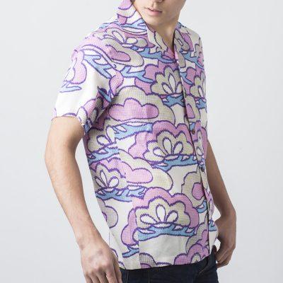 アロハシャツ 老松