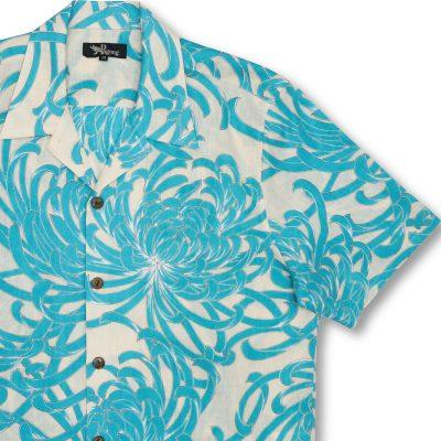 アロハシャツ 菊
