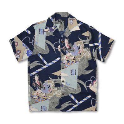 アロハシャツ_龍神