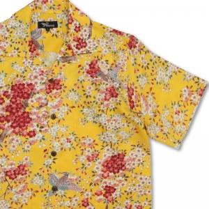 アロハシャツ さくら