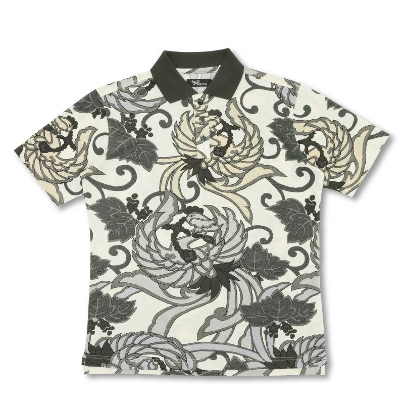 鳳凰ポロシャツ
