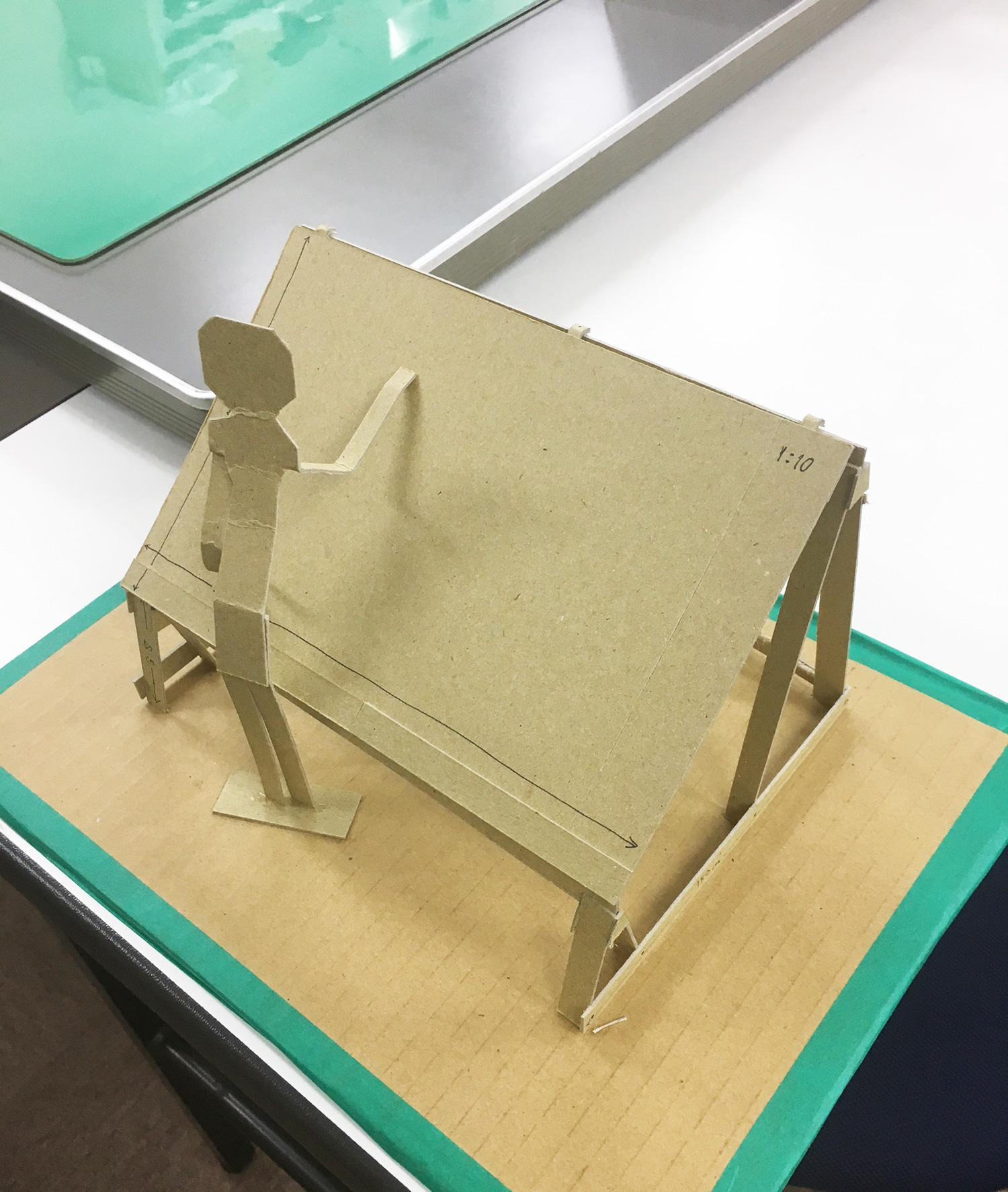 染織台_模型