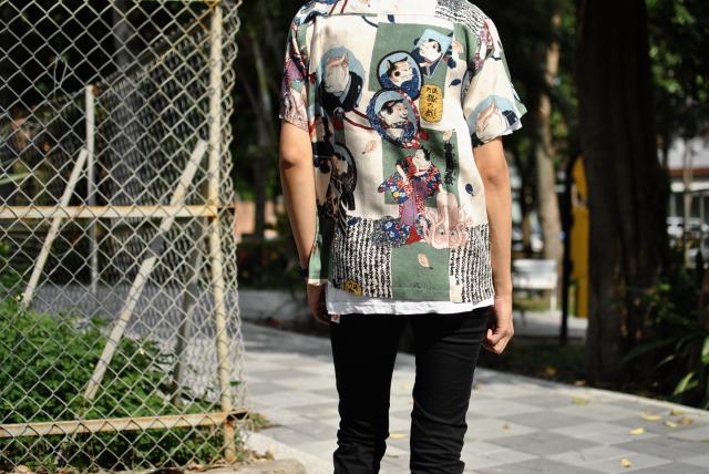 アロハシャツ歌舞伎